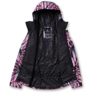 BOLT INS JACKET - PURPLE