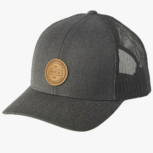 VOLUME TRUCKER - CHARCOAL HEATHER