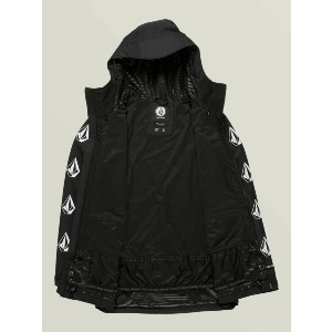 DEADLYSTONES INS JACKET - BLACK