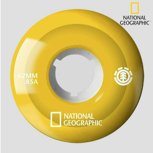 NAT GEO FILMER WHEEL 85A 62mm - Yellow