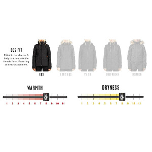 BOLT INS JACKET - WHITE