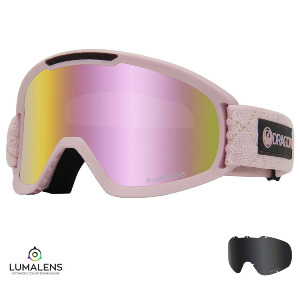 DX2 - BLUSH/Lumalens PINK IONIZED + Lumalens DARK SMOKE Lens