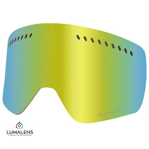 NFXS Replacement Lens - LUMALENS GOLD IONIZED