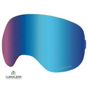 X2 Replacement Lens - LUMALENS BLUE IONIZED