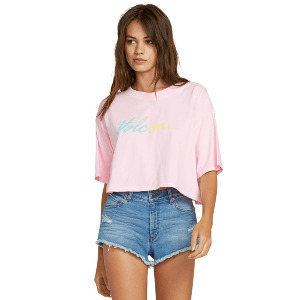 NEON AND ON TEE - NEON PINK