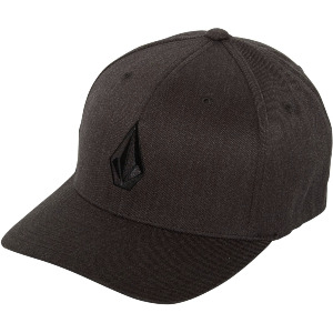 FULL STONE XFIT CAP - DARK CHARCOAL