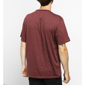 BASIC POCKET LABEL SS - PORT HEATHER