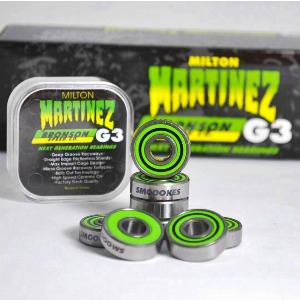 Bearings - G3 Milton Martinez