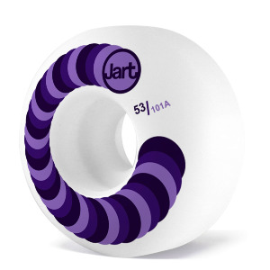 Stream 53mm 102A - WHITE