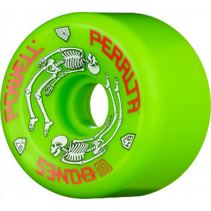 G-BONES WHEELS - GREEN 97A