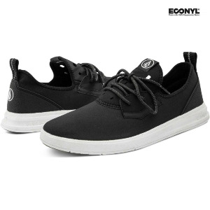 DRAFT ECO SHOE - BLACK WHITE