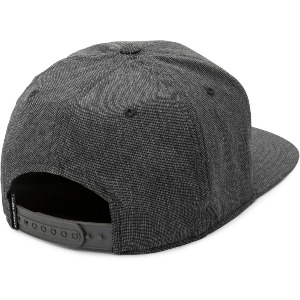 STONE TECH 110 CAP - CHARCOAL HEATHER