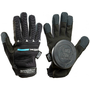 Slide Gloves - BLACK