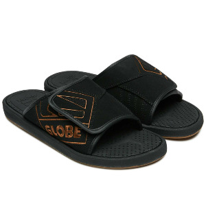Focus Bl Slide - Black/Tan