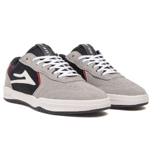 ATLANTIC - LIGHT GREY/NAVY SUEDE