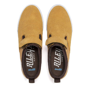 RILEY HAWK 2 - VELCRO STRAP HONEY SUEDE