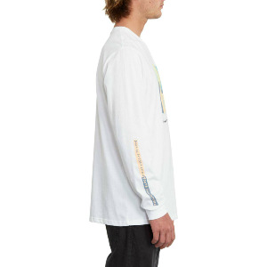 OZZY EARTH PEOPLE BSC LS - WHITE