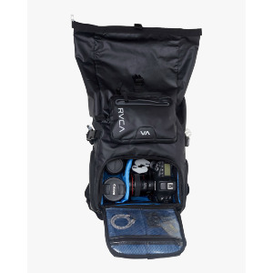 ZAK NOYLE CAMERA BAG - BLACK