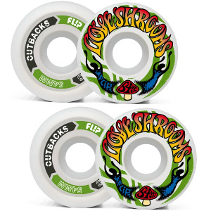 Cutback Wheels - 54mm 99A Loveshroom