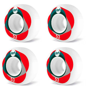 Twister - 53mm 102A White