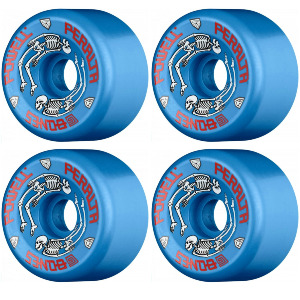 G-BONES WHEELS - BLUE 97A
