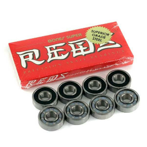 Bearings Reds - Super Red