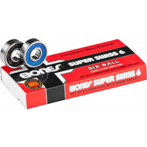 BONES SUPER SWISS 6 - BLUE