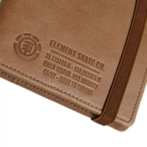 ENDURE L. II WALLET - BROWN