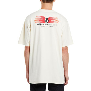 VOLTRUDE S/S TEE - OFF WHITE