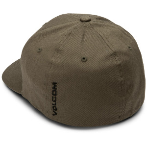 FULL STONE XFIT CAP - COVERT GREEN