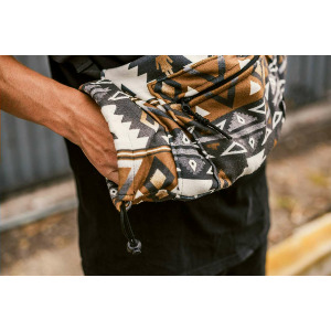 VOLCOM X GIRL SKATEBOARDS BAG - SANDDUNE
