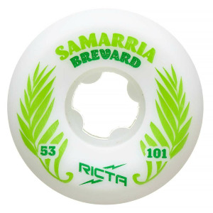 samarria brevard palm pro wide - white/green 101A