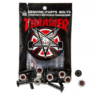 thrasher phillips - black/silver