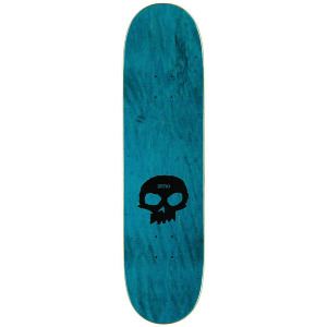 SINGLE SKULL KNOCKOUT HYB - BLACK