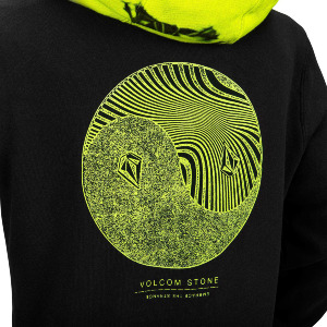 COSTUS P/OVER FLEECE - LIME