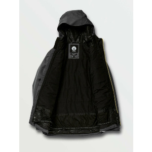 DEADLY STONES INS JACKET - DARK GREY