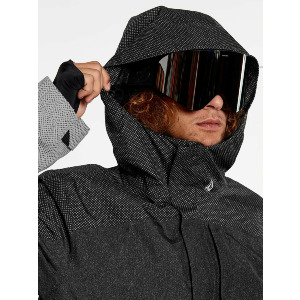 TDS® 2L GORE-TEX® JACKET - BLACK STATIC