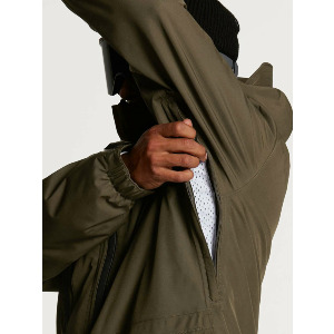 TEN INS GORE-TEX® JACKET - BLUE