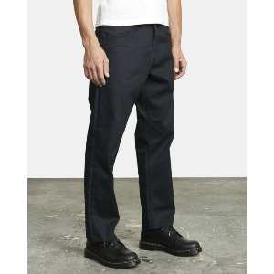 NEW DAWN PRESSED PANT - BLACK
