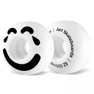 Be Happy - 52mm 102A White