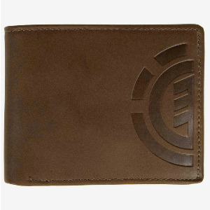 DAILY ELITE WALLET - BROWN