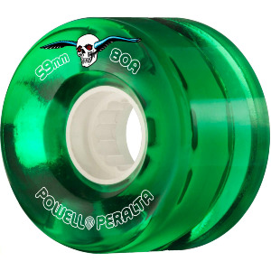 CLEAR CRUISER - GREEN 80A