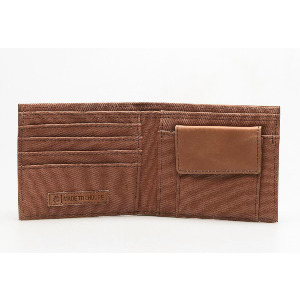 AVENUE WALLET - BROWN