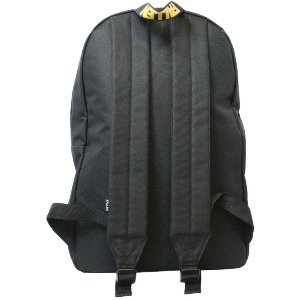DISORDER BACKPACK - Black Yellow