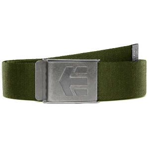 STAPLEZ BELT - OLIVE