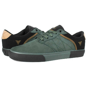 T-GUNS - GREEN BLACK BROWN